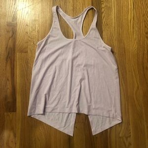 OV Open back Tie top